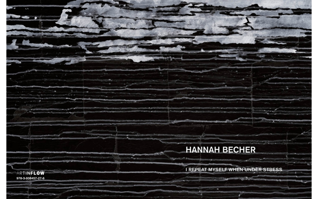 Umschlag: Hannah Becher - I Repeat Myself When Under Stress