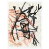 Susanne Kessler - Linien tanzend - Zeichnung 2/10