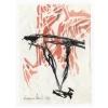 Susanne Kessler - Linien tanzend - Zeichnung 10/10