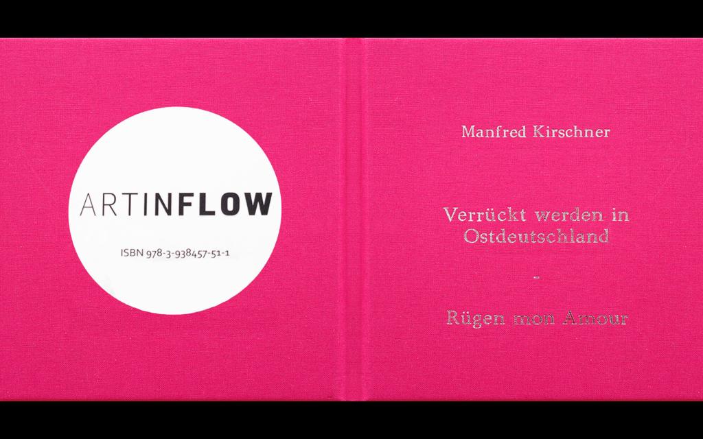 Umschlag: Manfred Kirschner: Verrückt werden in Ostdeutschland