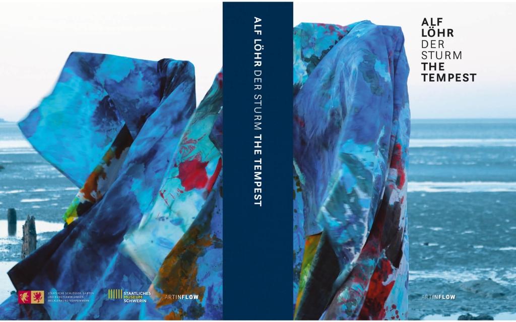 cover: Alf Löhr - Der Sturm / The Tempest