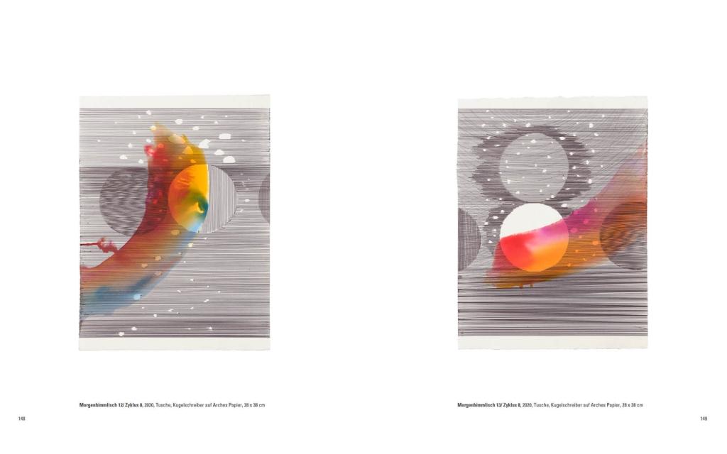 Seitenansicht: Bettina Lüdicke: Raum | Struktur | Poesie