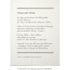 Ansicht Postkarte: Mariel Gottwick: Wertsatz-Gedicht