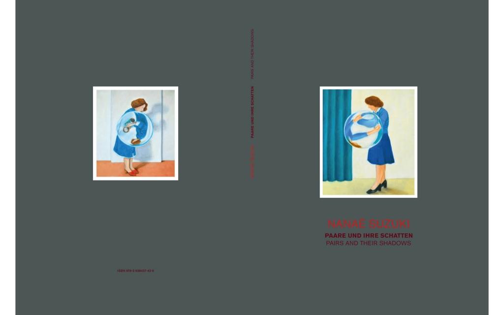 Umschlag: Nanaé Suzuki - Paare und ihre Schatten