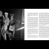 Seitenansicht: S/W-Magazin mit Fotos und Text