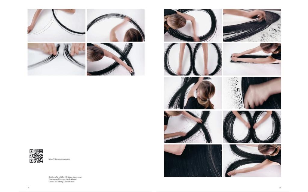 Seitenansicht: Nicole Wendel - Présence (Design Knut Wiese)