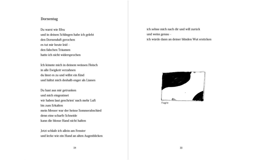 Seitenansicht: Roland Hagenberg - Poems