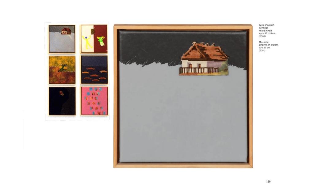 Seitenansicht: Poul R. Weile - ART.