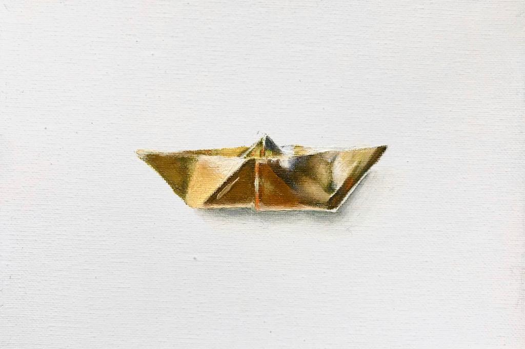 Constantin Schroeder - Goldenes Schiffchen (Golden little ship)
