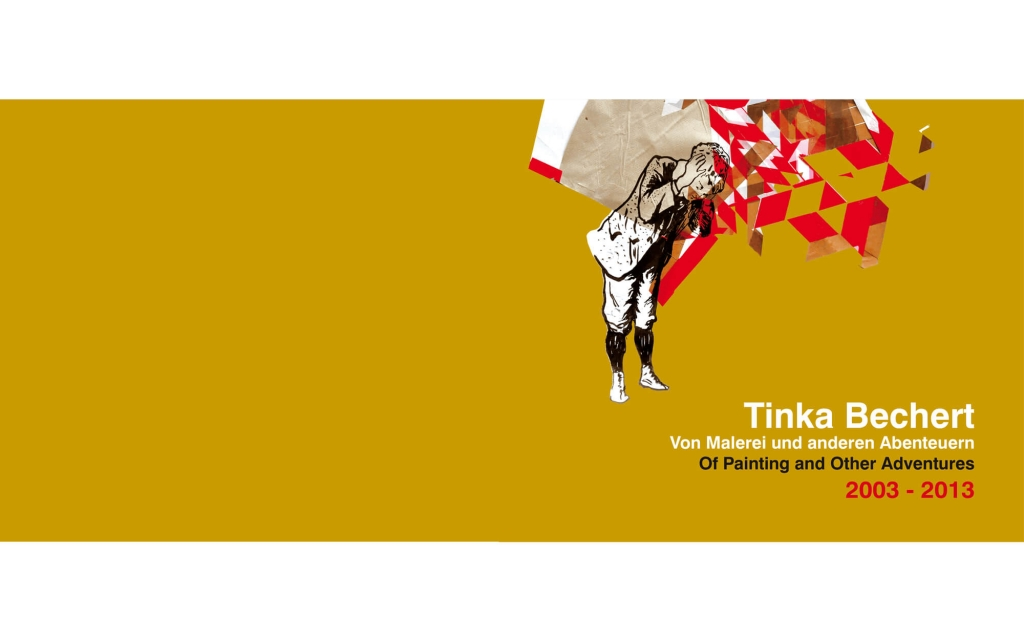 cover: Tinka Bechert - Of painting and other adventures