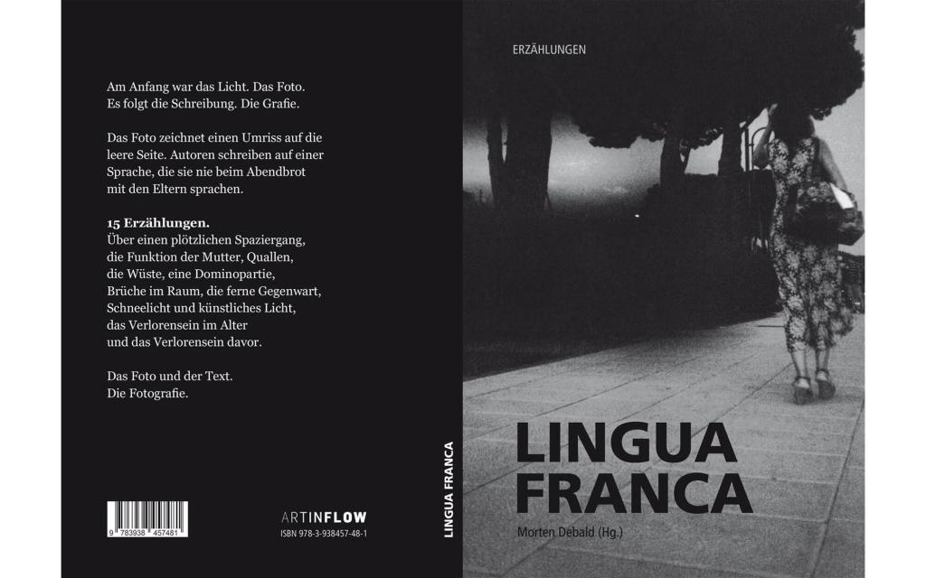 Umschlag: Lingua Franca Erzählungen