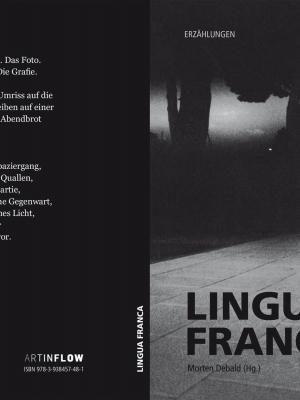 cover: Lingua Franca Erzählungen (narratives)
