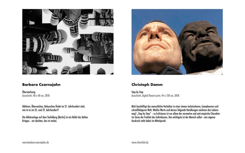Seitenansicht: totalitär, Abb. Barbara Czarnojahn, Christoph Damm